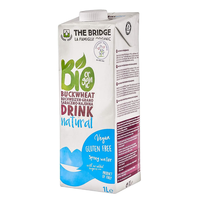37f89786b5 Bio drink saraceno grano-napitak od heljde i pirinca 1 l | Idea