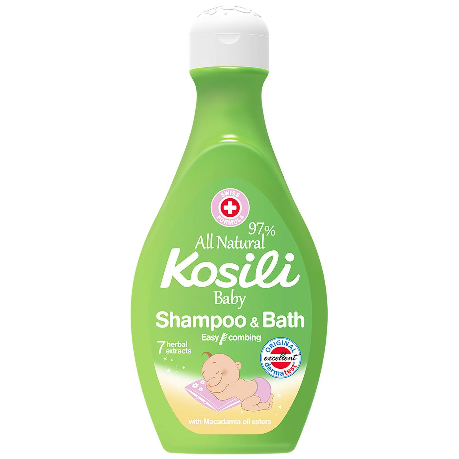 Kosili all natural šampon i kupka 500ml kosili all natural  62a75c41cc